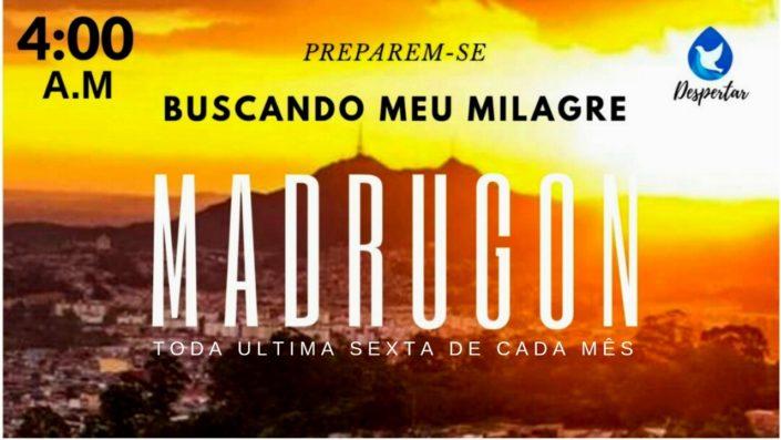 Buscando meu Milagre - Madrugon