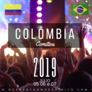 Colômbia Comitiva Julho de 2019