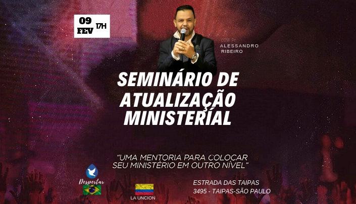 Seminário de Atualização Ministerial